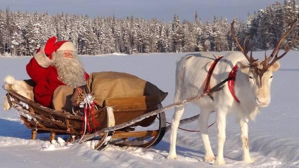 On a testé : rencontrer le (vrai) Père Noël en Laponie