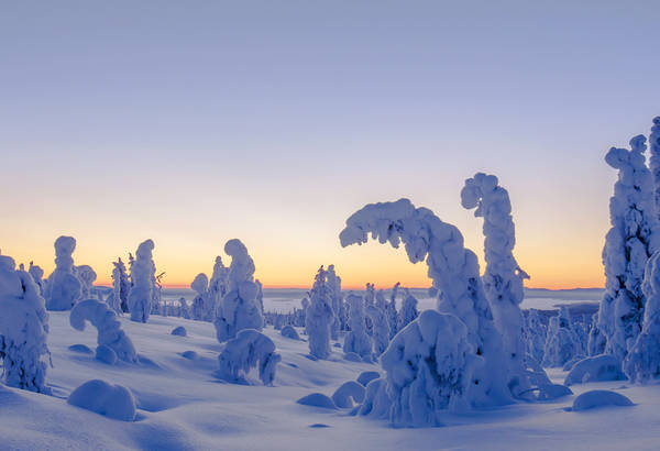 Sejour de glace en laponie - Séjour de glace en Laponie