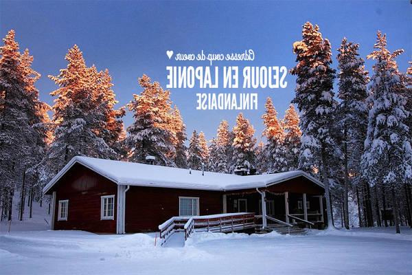Séjour Laponie : Tous nos voyages et séjours Laponie pas cher