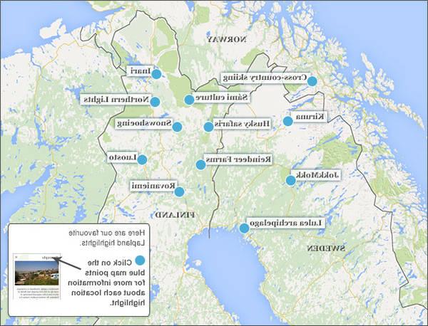 TOP 5 - Conseils pour préparer son voyage en Laponie