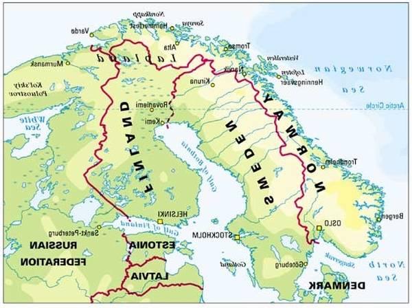 Peuples des confins - La Laponie