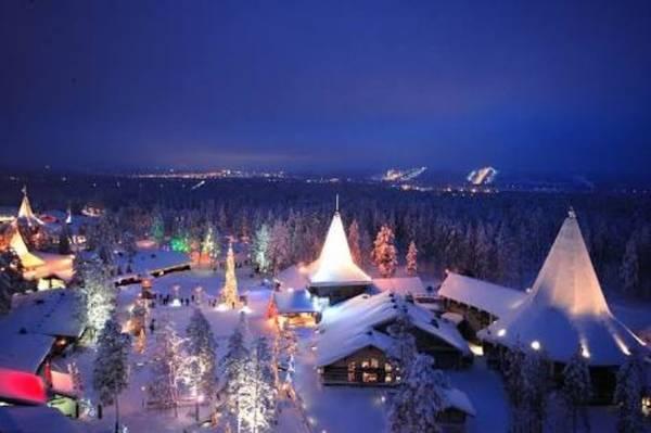 Laponie Finlandaise - Voyage en 3 clic