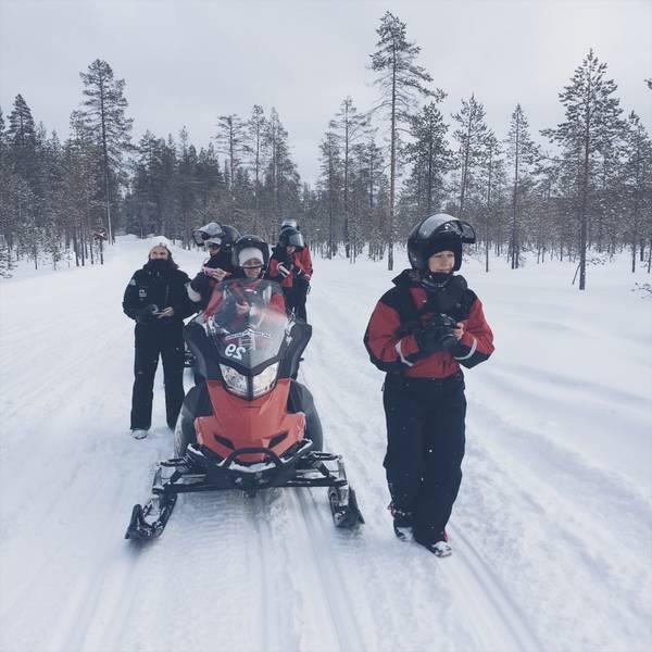 Organiser un voyage en Laponie | Madame Bretelle