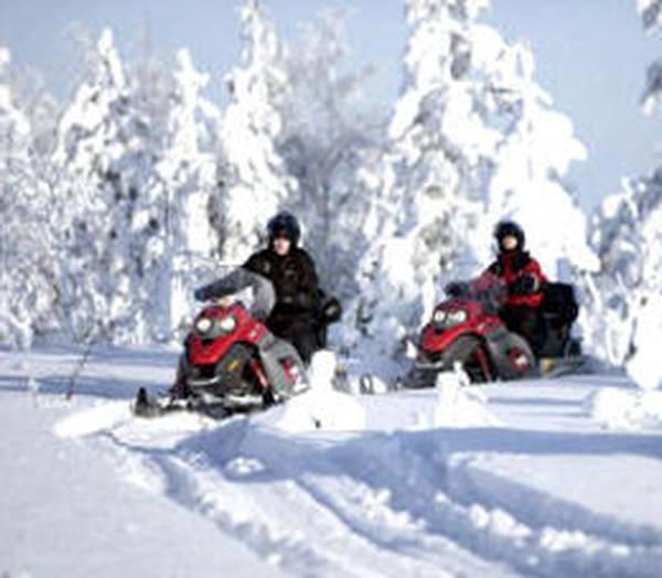Destination Laponie à Noël avec l'assurance voyage Laponie