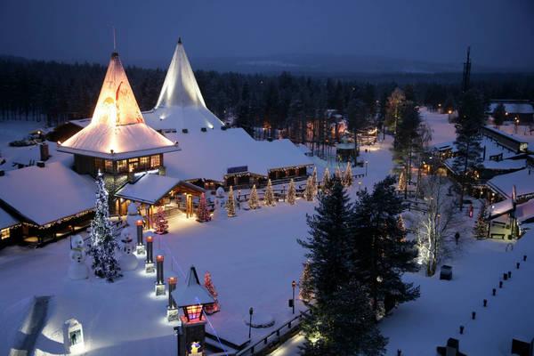 lumière de laponie - levi - hôtel sirkantähti - Voyages d'Exception