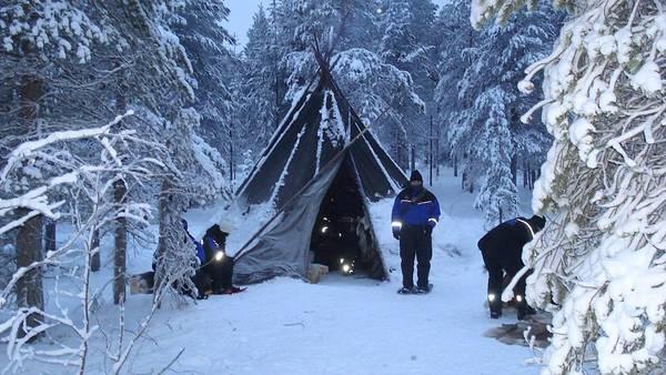 Les merveilles de la Laponie Norvégienne - séjour en Laponie