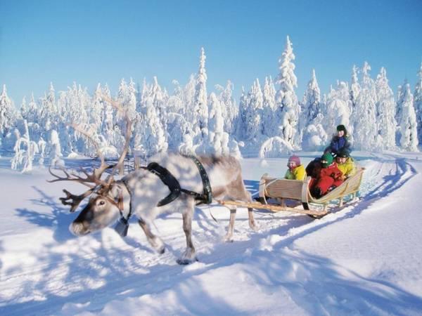 Voyages Laponie : Nos meilleurs prix de Voyages en Laponie