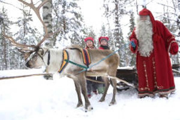 Traversée exceptionnelle de la taïga lapone | Excursion en Laponie