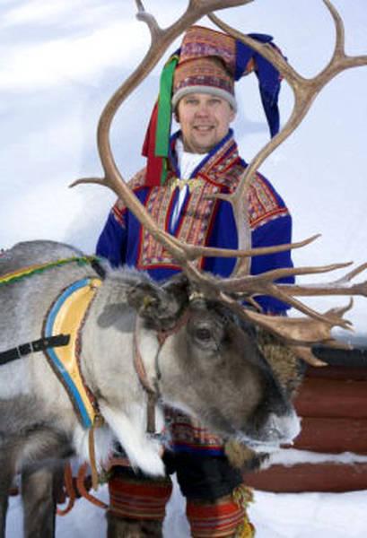 Voyage en Laponie, au royaume des rennes