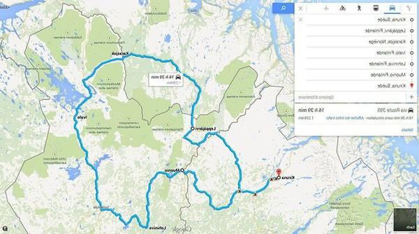 Préparer un road trip en Laponie finlandaise en hiver ...