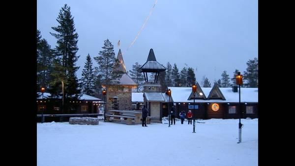Séjours et Hôtels en Laponie finlandaise