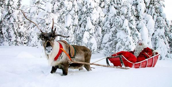 Laponie chapitre 1 : voyage au pays du père Noël