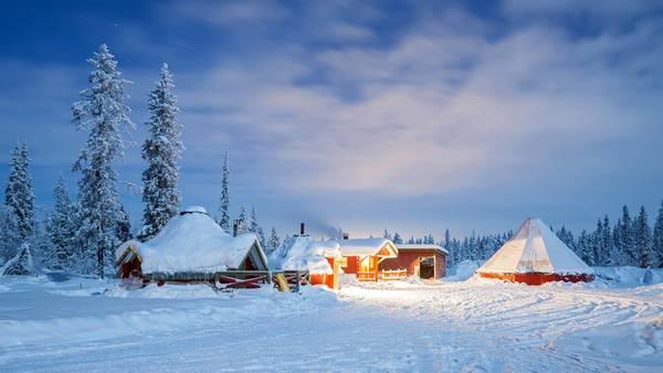 Laponie: conseils au touriste   Préparation - ce qu'il faut faire absolument