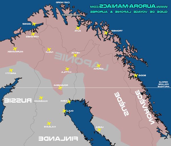 Voyage chiens de traîneau en Laponie : séjour le Tour de l´Ours Polaire