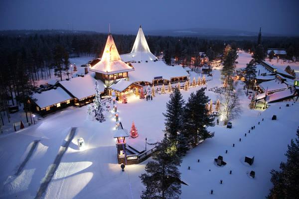 Voyage en groupe Laponie - Voyage Groupe