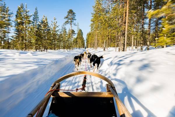 Le voyage en Laponie ou l'expédition merveilleuse