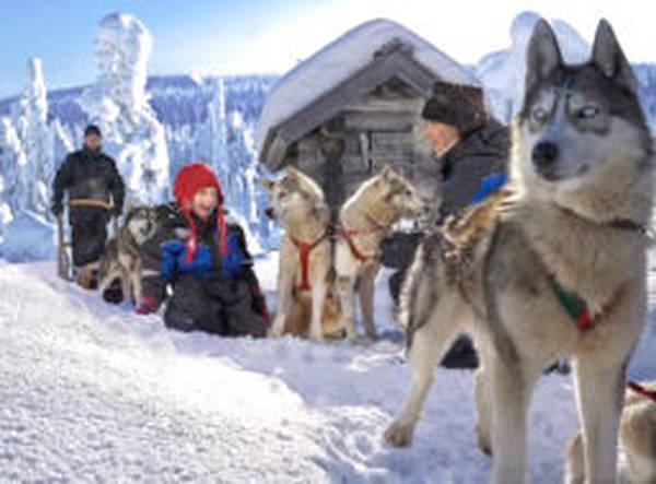Voyage Laponie , destination d'exception en Laponie